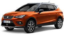 SEAT ATECA Xcellence version