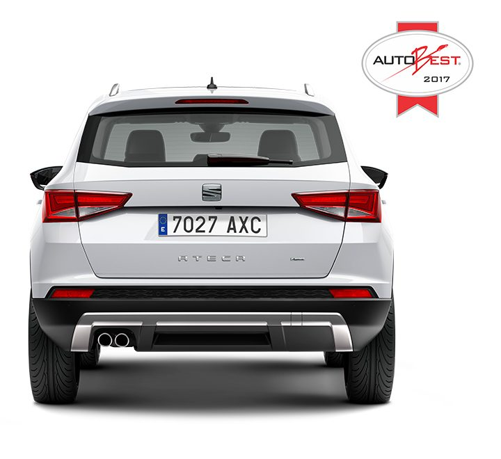 SEAT Ateca Awards